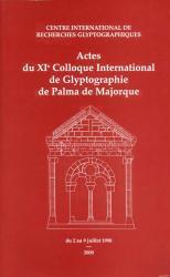 Actes Colloque Palma de Majorque