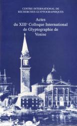 Actes Colloque Venise