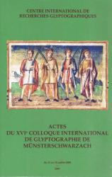 Actes Colloque Munsterschwarzach